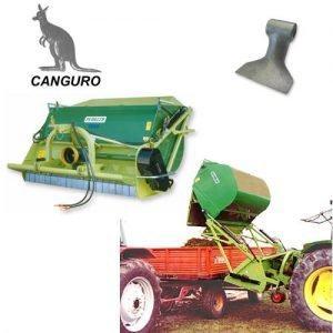 CANGURO - CANGURO PROFESSIONAL - CANGURO SUPER - PERUZZO SRL - PROFESSIONAL MOWER SHREDDERS