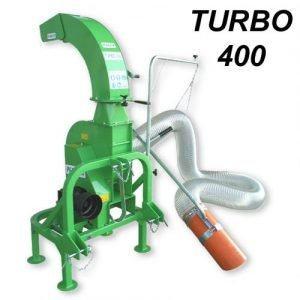 ASPIRATORE FOGLIE TURBO 400 | Peruzzo.it