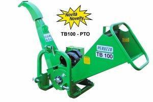 BIOTRITURATORE TB100 PTO | Peruzzo.it