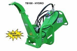 BIOTRITURATORE TB100 HYDRO | Peruzzo.it