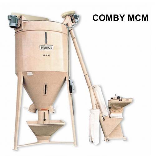 , Molino de martillo y Mezclador COMBY MCM, Peruzzo