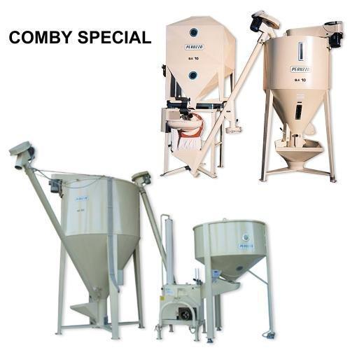 , Molino de martillo y Mezclador COMBY SPECIAL, Peruzzo