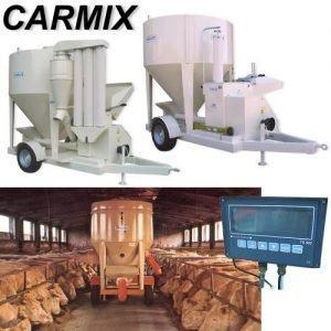 MOLINO MISCELATORE CARMIX CARRELLATO | Peruzzo.it