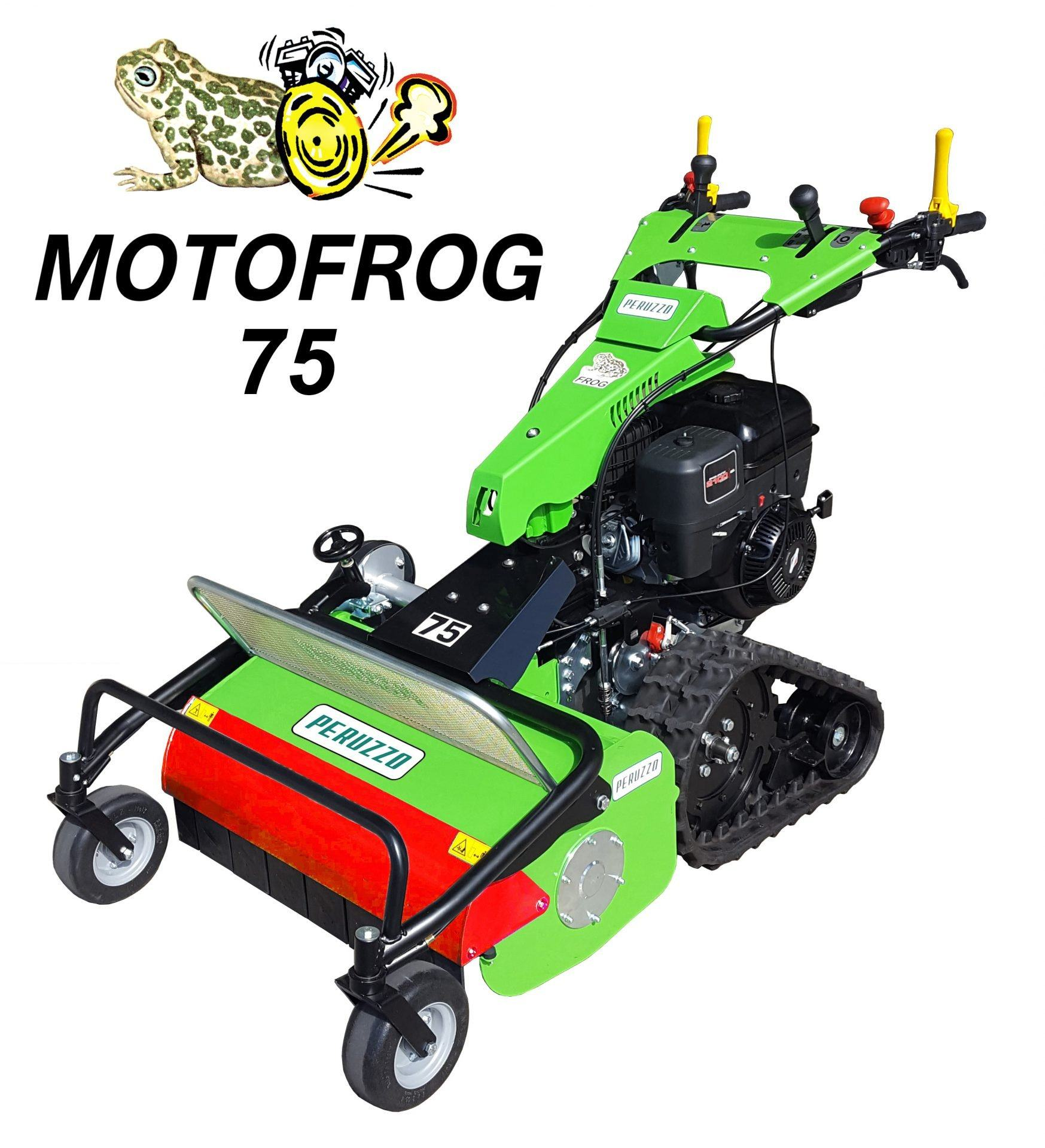 , Walk Behind Mower MOTOFROG 75, Peruzzo