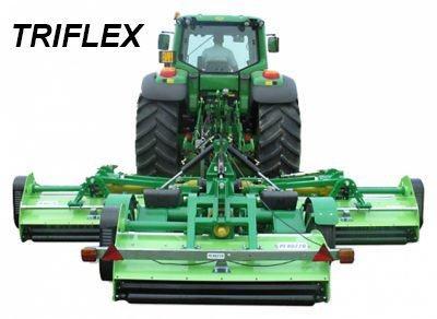 , Gang Flail Mower TRIFLEX, Peruzzo