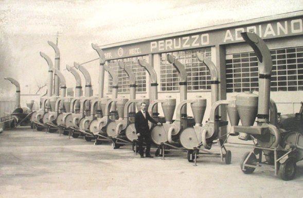 , Unsere Geschichte, Peruzzo