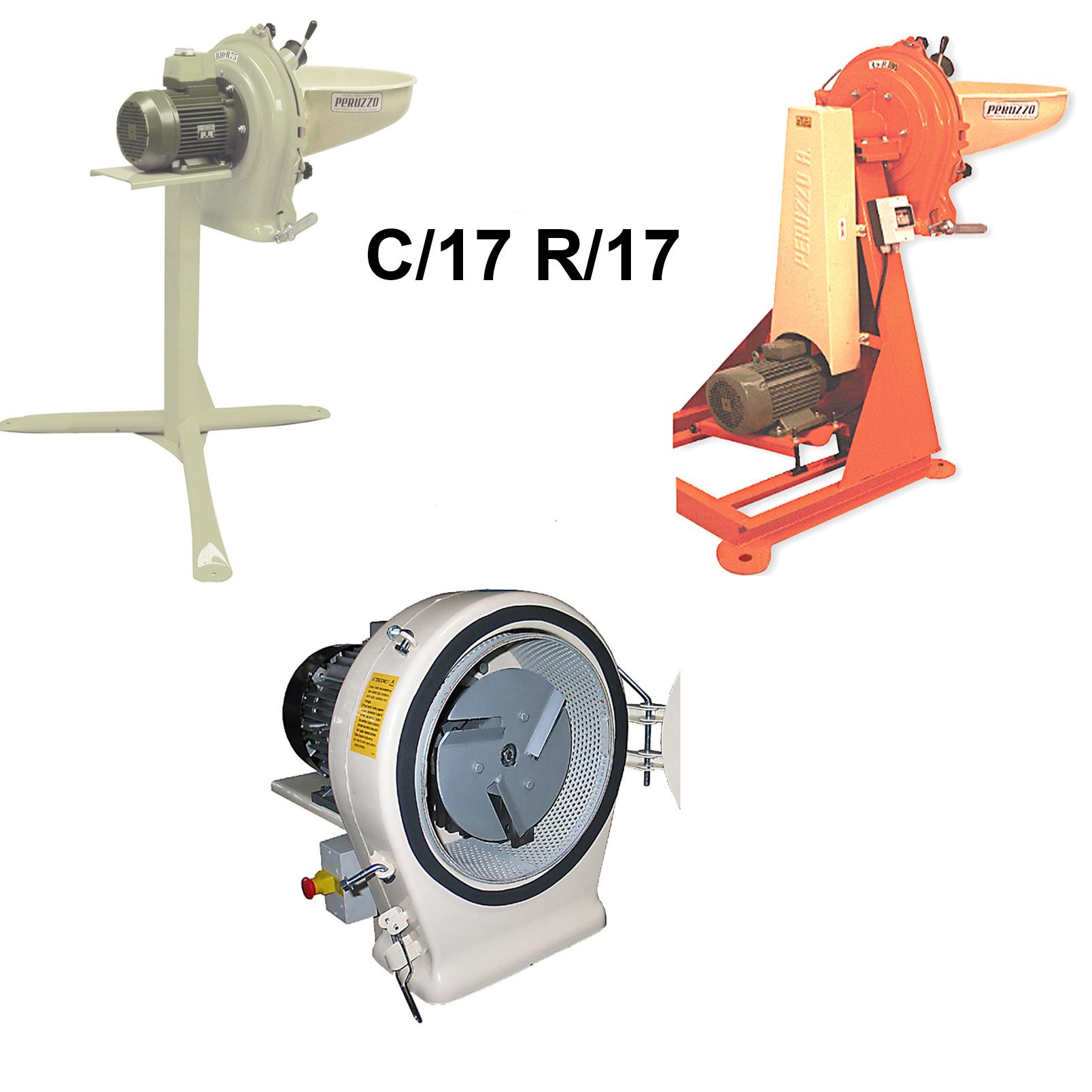 , Hammermühle C/17-R/17, Peruzzo