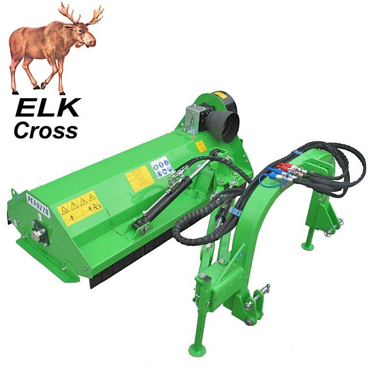 , Ditch Flail Mower ELK Cross, Peruzzo