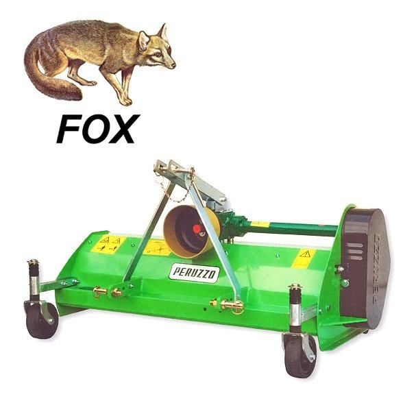 , Flail Mower FOX, Peruzzo
