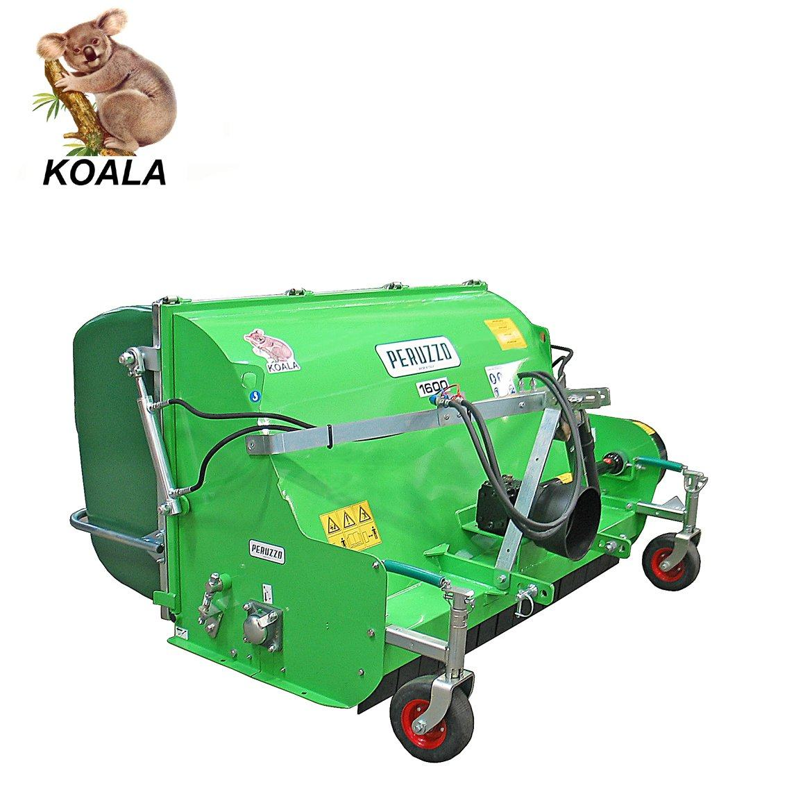 , Flail Mower Collector KOALA, Peruzzo