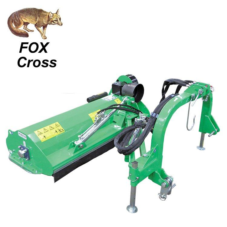 , Косилка FOX Cross, Peruzzo