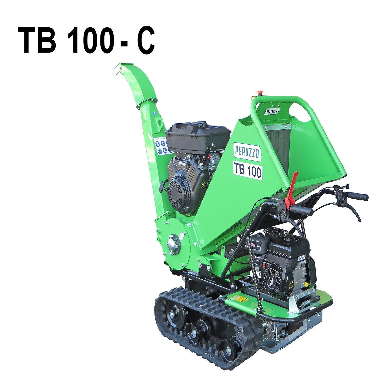 , Chipper TB100-C, Peruzzo