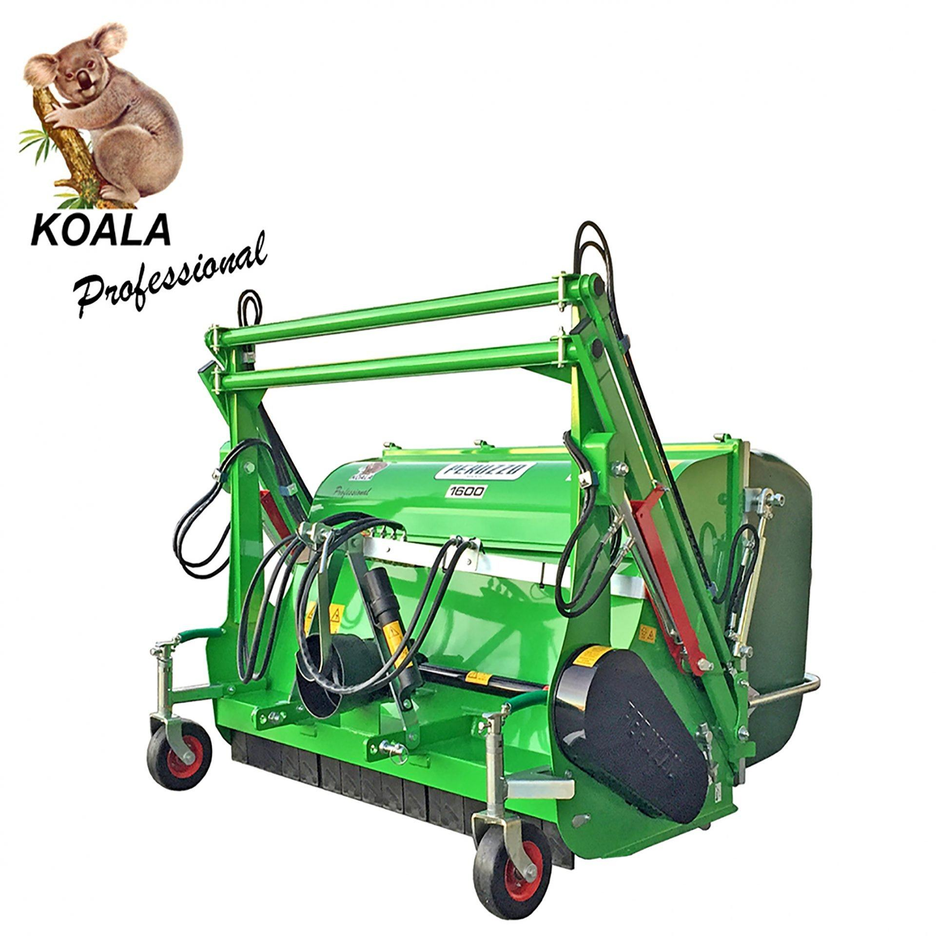 , Flail Mower Collector KOALA PROFESSIONAL, Peruzzo