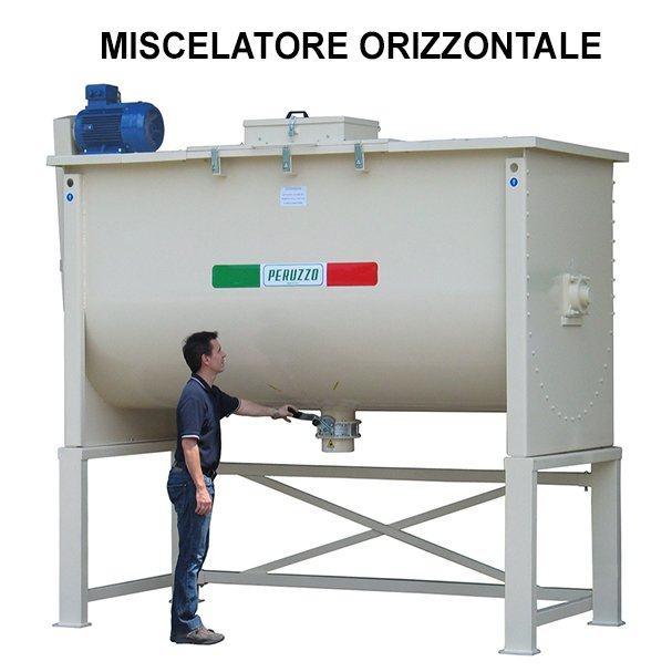 MISCELATORE ORIZZONTALE | Peruzzo.it