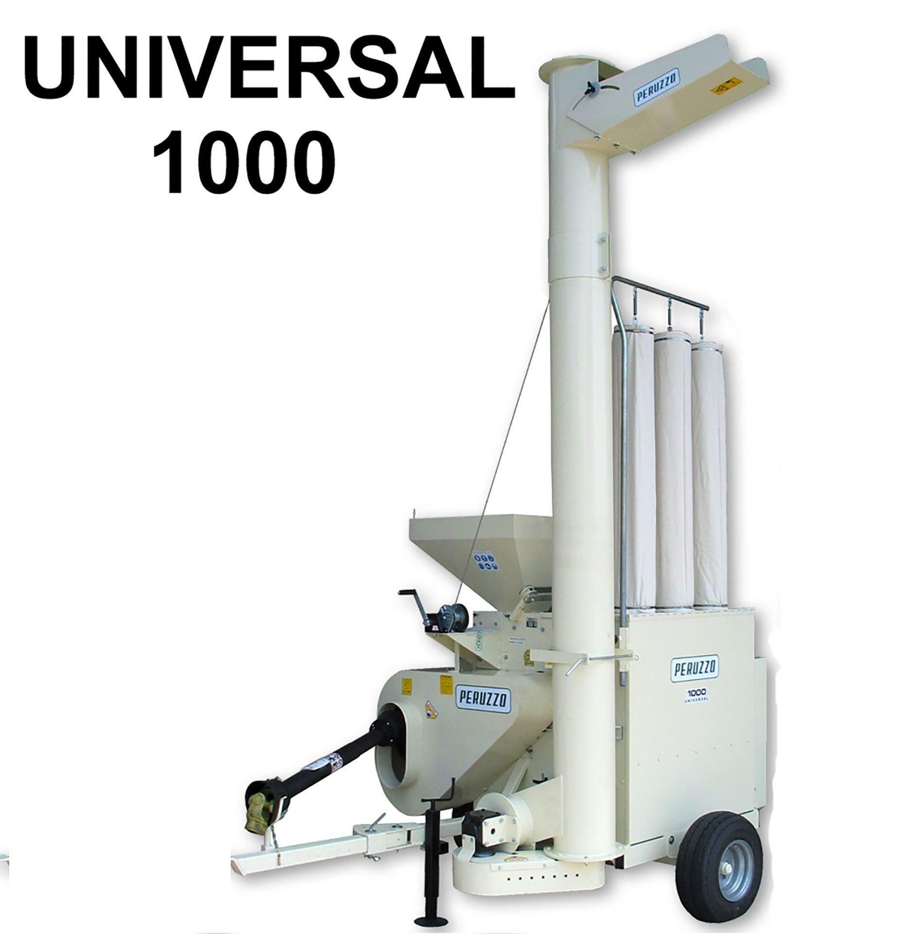 , Molino de martillo 1000 UNIVERSAL, Peruzzo