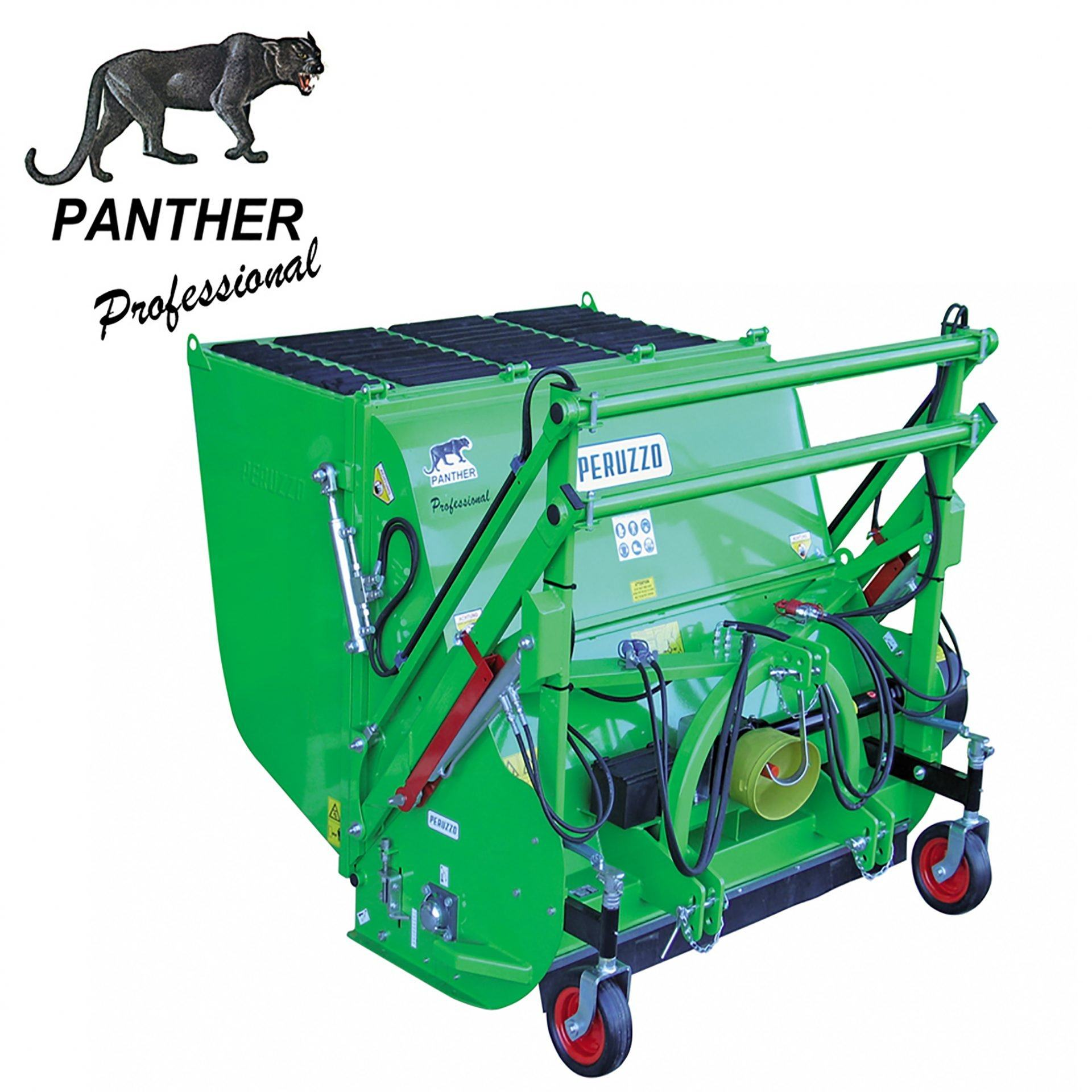 , Flail Mower Collector PANTHER PROFESSIONAL, Peruzzo