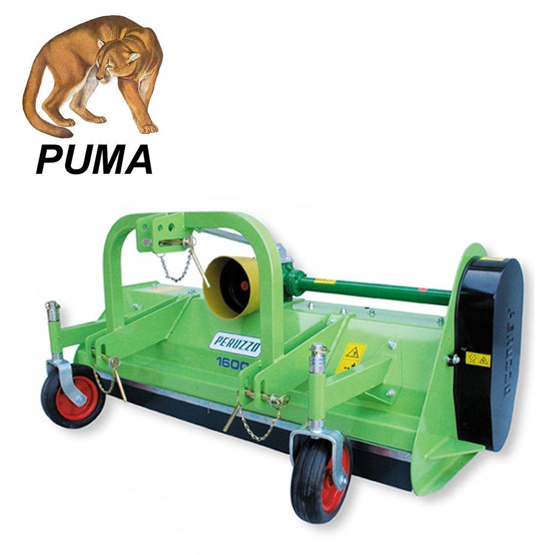 , Flail Mower PUMA, Peruzzo