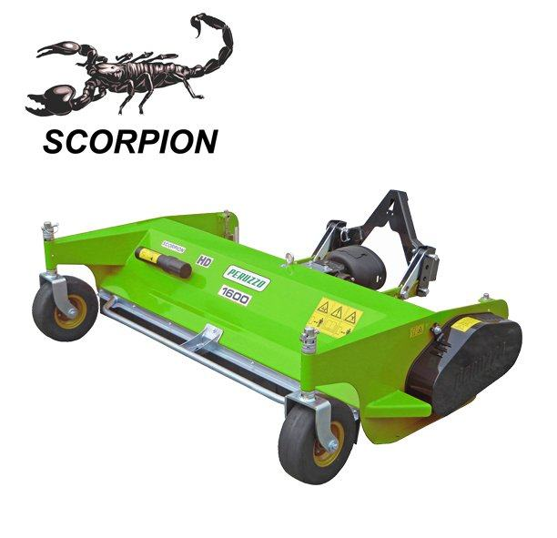 , Flail Mower SCORPION, Peruzzo