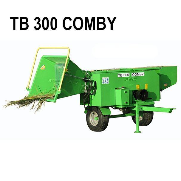 , Biotrituratore TB300 COMBY, Peruzzo