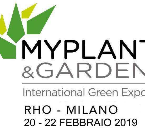 , MYPLANT & GARDEN 2019, Peruzzo
