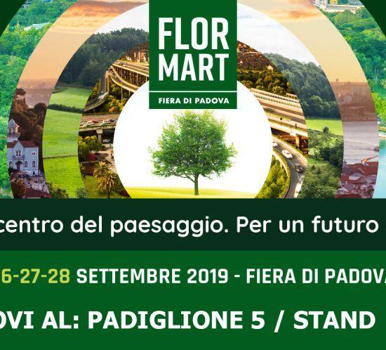 , FLORMART 2019, Peruzzo