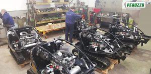 ROBOFOX HYBRID - PERUZZO FLAIL MOWER