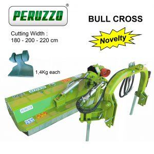 BULL CROSS - PERUZZO