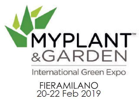 , MY PLANT & GARDEN 2019, Peruzzo