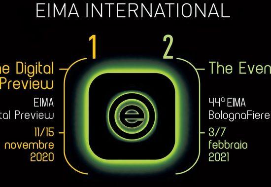 LOGO EIMA 2020 - 2021