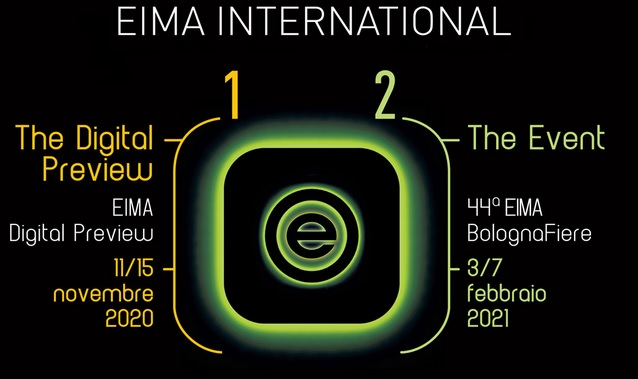 , EIMA DIGITAL PREVIEW 2020 & EIMA INTERNATIONAL 2021, Peruzzo