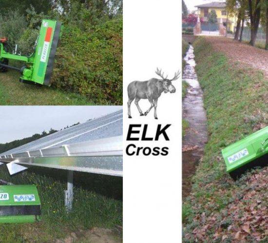 ELK CROSS 1200 - USATO